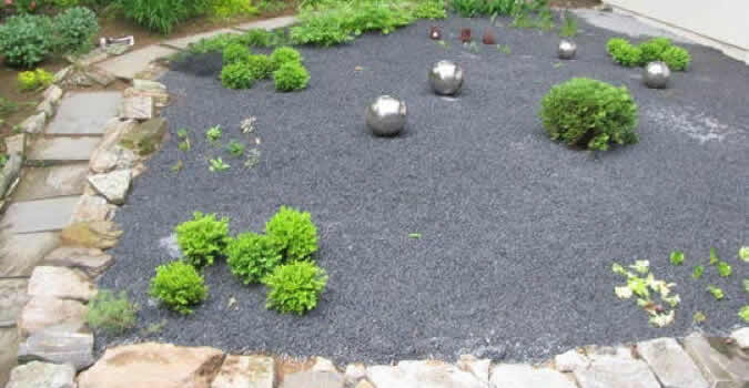lackscaping prices - Pea Gravel - Fort Lauderdale, FL Chop Chop Landscaping - Fort